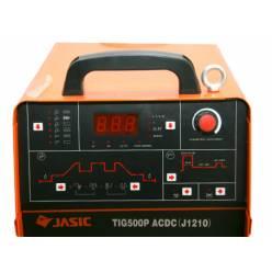 Сварочный инвертор Jasic TIG-500P AC/DC (J1210)